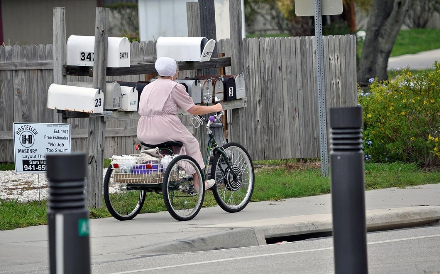 Amish Snowbirds Flock to Florida in Winter | Al Jazeera America