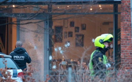 Police hunting for lone suspect in deadly Copenhagen cafe shooting