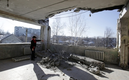 Ukraine fighting rages on as cease-fire looms