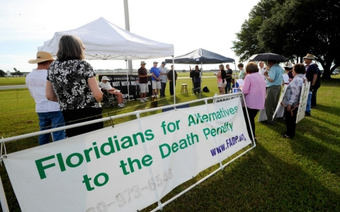 Thumbnail image for Florida puts executions on hold as high court debates anesthetic