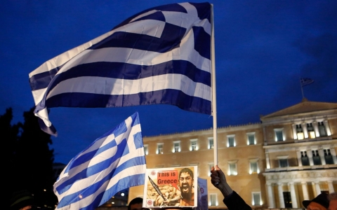 Thumbnail image for Greece wants to save Europe, but can it persuade Europeans?