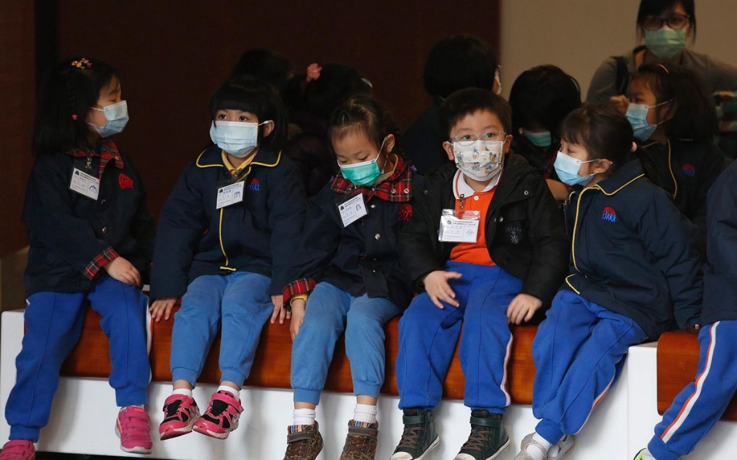 Hong Kong dilanda wabak Selesema Kronik.