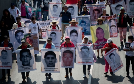 Mexico has 'serious problem' with disappearances