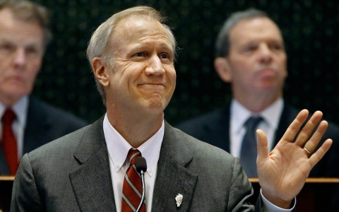 Thumbnail image for Illinois governor takes a local approach to right-to-work