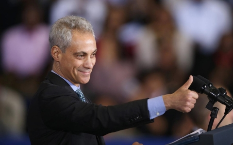 Thumbnail image for In Chicago, Emanuel's record put to a vote
