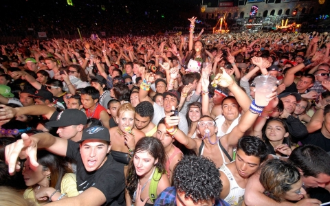 Thumbnail image for Breaking good: Preventing overdoses at concerts