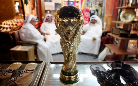 Thumbnail image for Qatar's World Cup set for December, with European leagues taking a hit