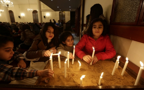 Thumbnail image for ISIL kidnapping underlines 'grave peril' of Assyrian Christians