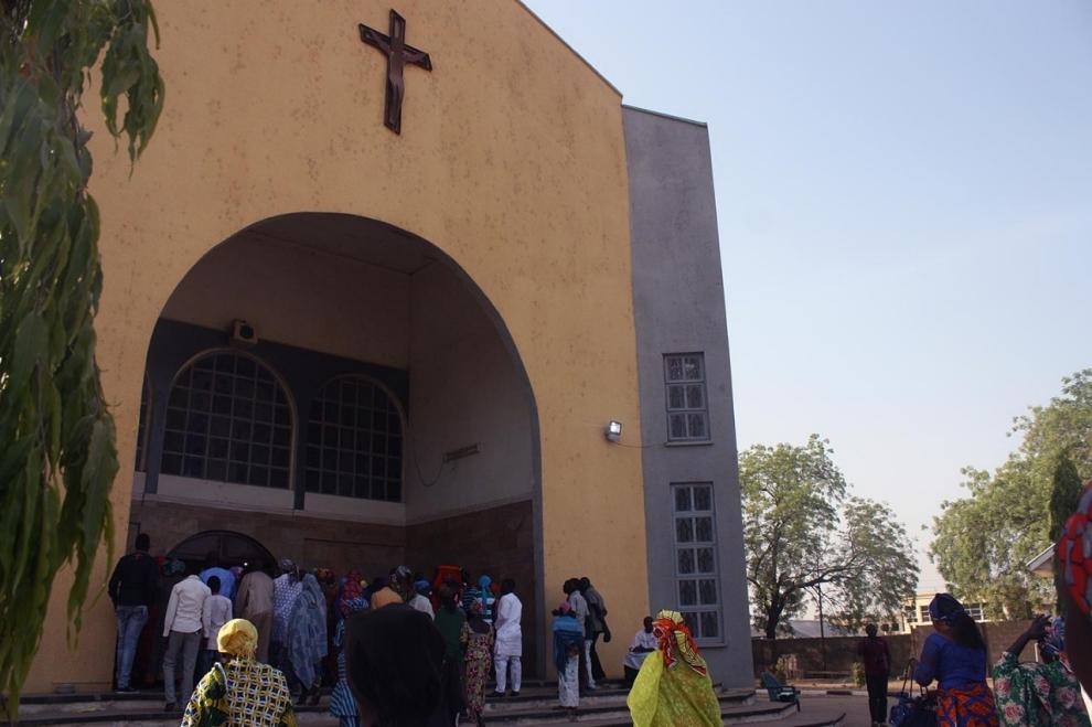 Fulani Herdsmen Attacks Catholic Seminary; Shoots Priest
