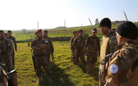 Thumbnail image for Assyrian Christians crowdfund an army to reclaim homeland from ISIL