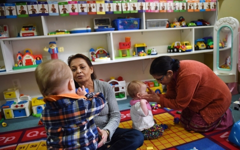 Thumbnail image for Obama's budget puts historic focus on child care and working families
