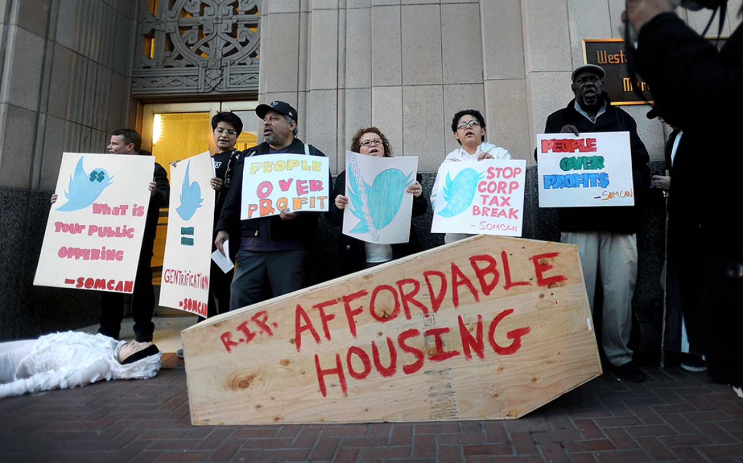 San francisco affordable housing is unaffordable al Cheapest rent prices in usa