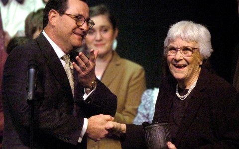 Thumbnail image for Second Harper Lee novel to be published in July