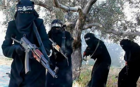 Thumbnail image for ISIL publishes treatise on womanhood in apparent bid to recruit Saudis
