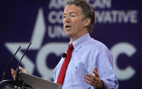 Thumbnail image for Rand Paul to introduce medical marijuana bill in Congress