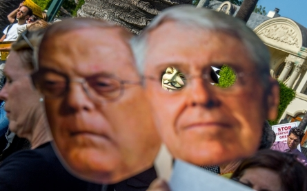 Koch brothers refuse to cooperate with climate research funding probe