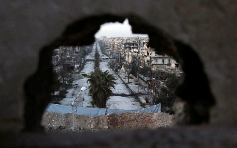 Thumbnail image for After four years of Syria's war, no end in sight