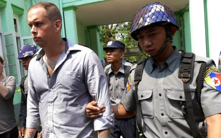 Myanmar court jails three for insulting Buddha