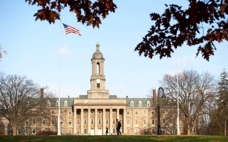 Penn State fraternity suspended over Facebook page with nude photos