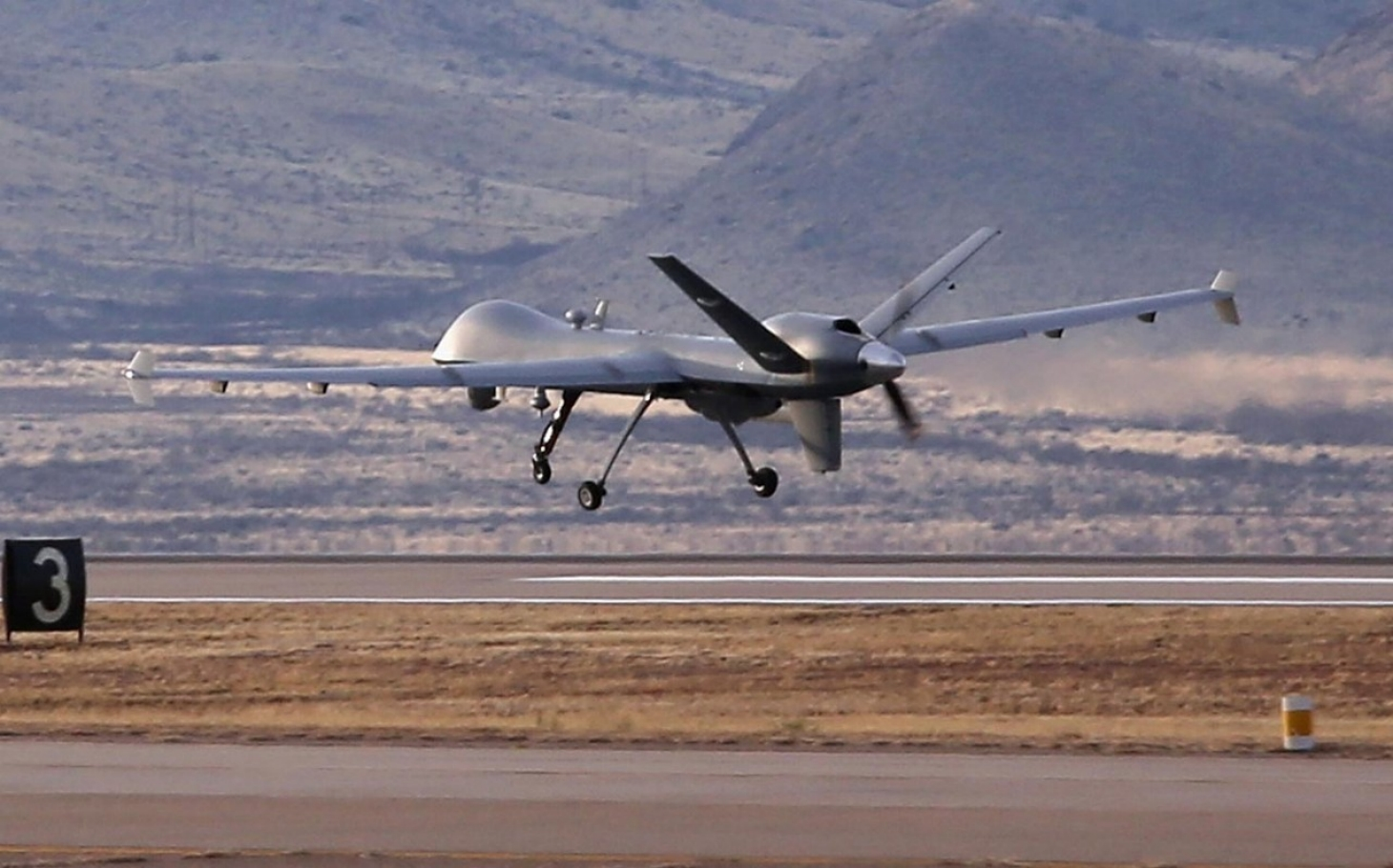 Thumbnail Image For US Loses Contact With Drone That Syria Claims To Have Shot Down