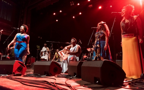 Thumbnail image for Nile musicians urge cooperation, not conflict, in battle over water rights