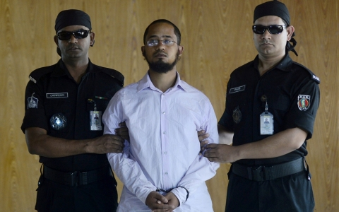 Thumbnail image for Bangladesh arrests man who allegedly threatened slain American blogger