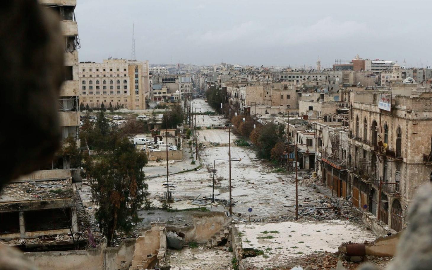 Syria's Civil War Link...