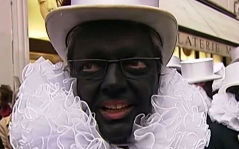 Thumbnail image for Belgium's foreign minister appears in blackface