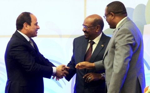 Thumbnail image for Egypt, Ethiopia and Sudan sign Nile dam accord