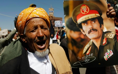 Thumbnail image for Yemen: Could looming civil war enable a Saleh comeback?