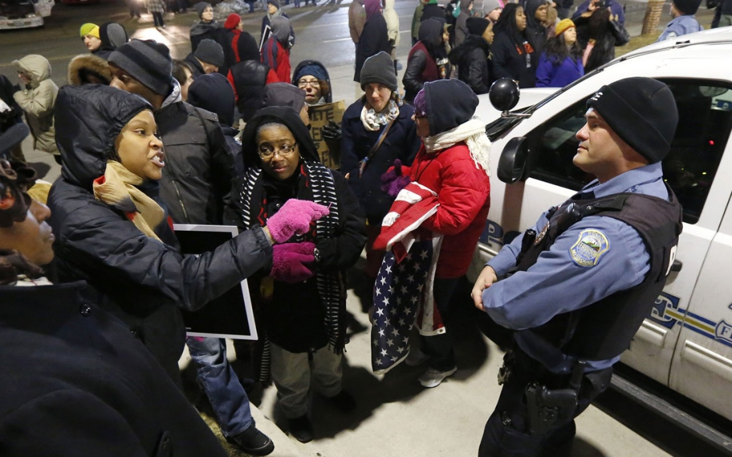 ferguson police officer essay Protesters were marching after ferguson police chief tom jackson's a 32-year-old webster groves police officer with 5-years of service was shot.