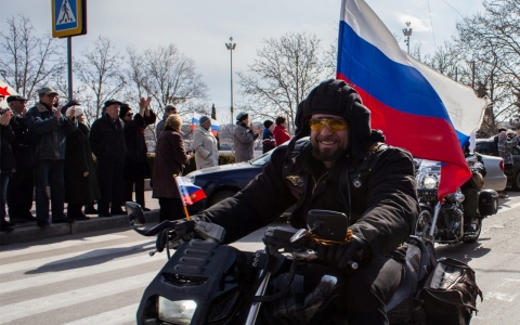 Thumbnail image for Despite return 'home' to Russia, Crimeans ambivalent one year on
