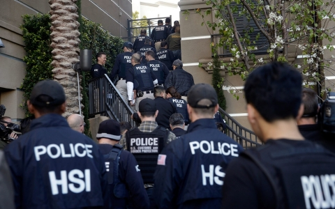 Thumbnail image for Feds raid California homes used in alleged 'birth tourism' rings
