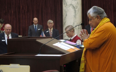 Idaho lawmakers object to Hindu prayers