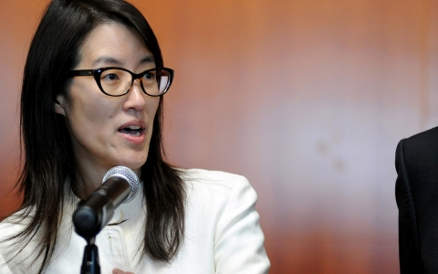 Thumbnail image for Ellen Pao is 'a Rosa Parks' for women in Silicon Valley