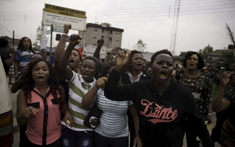 Thumbnail image for Tense count follows Nigeria vote marred by glitches, sporadic violence