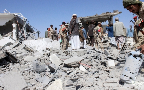 Thumbnail image for Saudi-led Yemen intervention threatens protracted, sectarian war