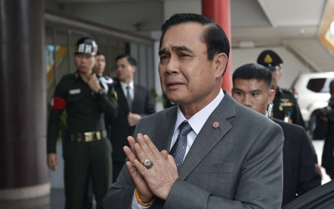 Thumbnail image for Thai junta to replace martial law but retain key powers
