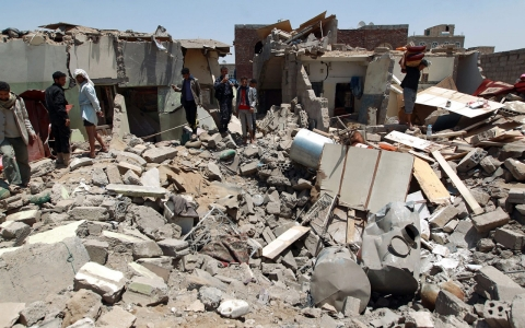 Thumbnail image for UN expresses alarm over civilian casualties in Yemen