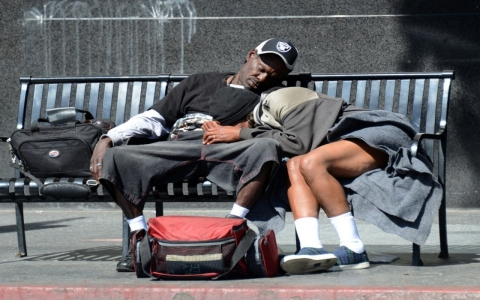 Thumbnail image for California eyes Right to Rest Act to stem criminalization of homeless
