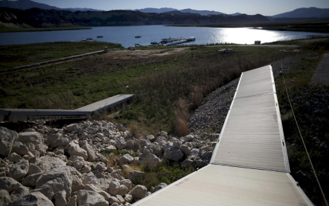 Thumbnail image for California imposes first-ever mandatory water restrictions