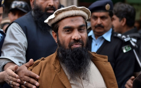 Thumbnail image for Alleged mastermind of Mumbai attacks released on bail