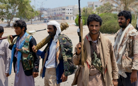 Thumbnail image for US says Houthis 'obviously' receive Iran support, but experts not so sure