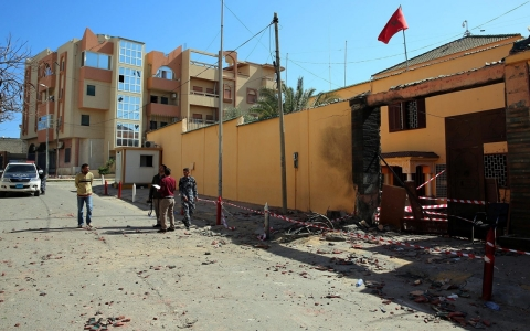 Thumbnail image for ISIL attacks Moroccan, South Korean embassies in Libya