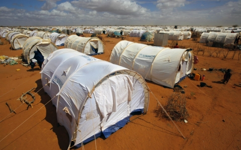Thumbnail image for Somali refugees decry Kenya's demand that the UN relocate their camp