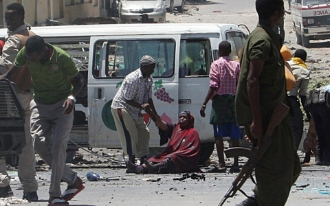 Thumbnail image for Al-Shabab launches deadly attack on Somali ministry
