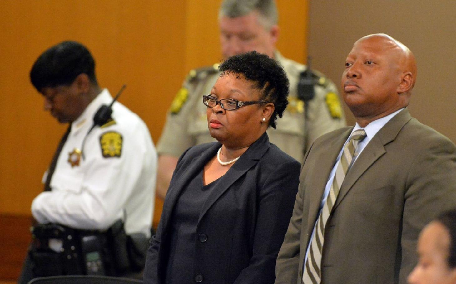 Cheating Case In Atlanta : Prison for ex educators in atlanta cheating case al jazeera america