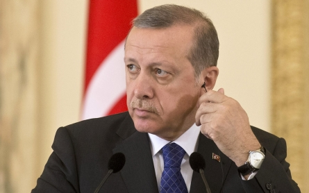 Erdogan: EU Armenia 'genocide' vote will go 'in one ear and out the other'