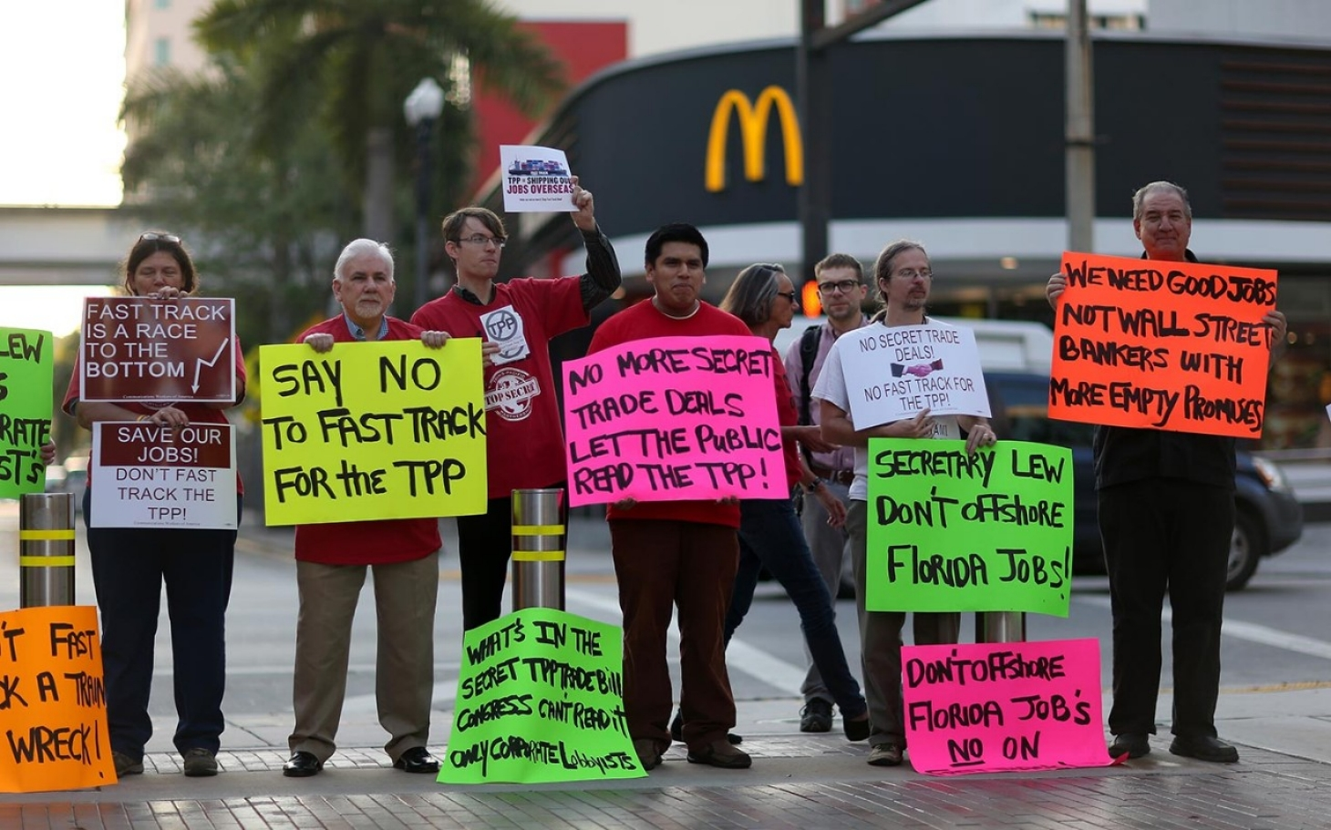 Liberal Allies Of Obama Hell No To Tpp Deal Al Jazeera America