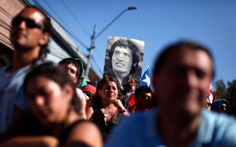 Thumbnail image for Killer of Chilean folk singer Victor Jara to face US justice